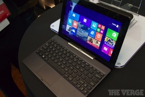 Gallery Photo: Asus Transformer Book T100 hands-on pictures