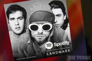 Spotify Landmark nirvana