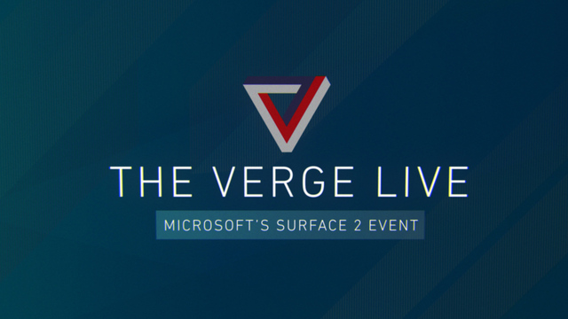 Verge Live: Surface 2