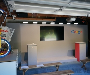 Gallery Photo: Google garage
