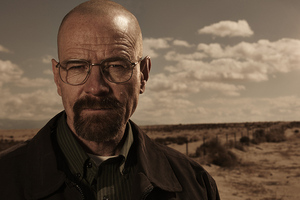Bryan Cranston Breaking Bad (PUBLICITY STILL)