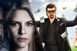 Homeland and Eastbound and Down Composite
