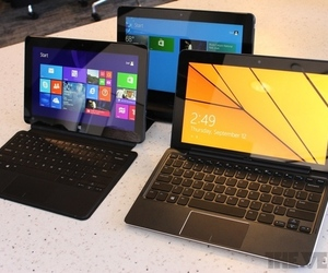Gallery Photo: Dell Venue tablet lineup hands-on pictures