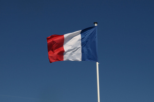 french flag (flickr)