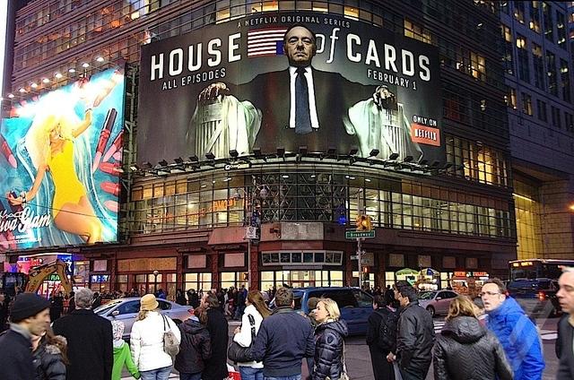 "Adicción: 600 mil personas terminaron de ver ""House of Cards"" en dos días"