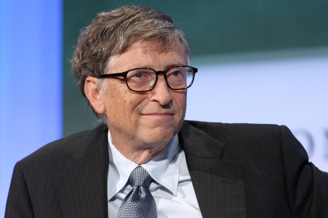Bill Gates (JStone / Shutterstock.com)
