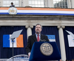 Public Advocate Bill de Blasio (FLICKR)