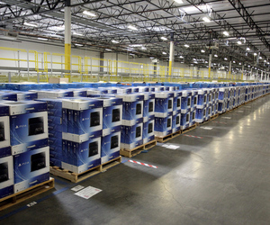 Amazon warehouse PS4s