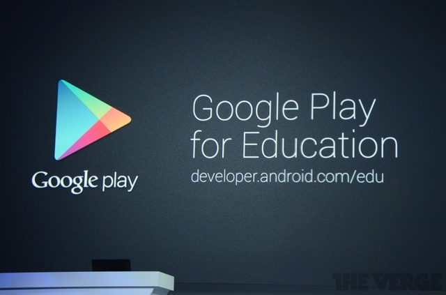 Google launches education-focused Play store