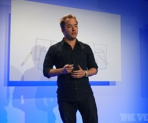 Drew Houston Dropbox (stock