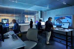 Microsoft cybercrime center