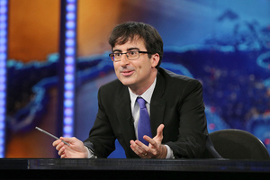 John Oliver - The Daily Show (COMEDY CENTRAL)