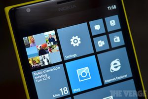 Windows Phone Lumia 1520 stock
