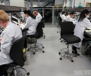 Gallery Photo: Vertu headquarters photo tour