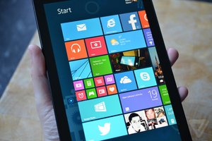 Dell Venue 8 Pro Software