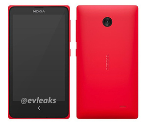 Nokia Normandy Android (Evleaks)