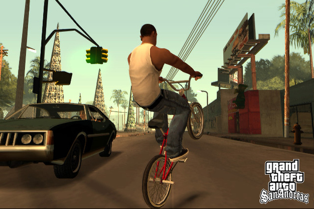 'GTA: San Andreas' arrives on iOS today with controller support