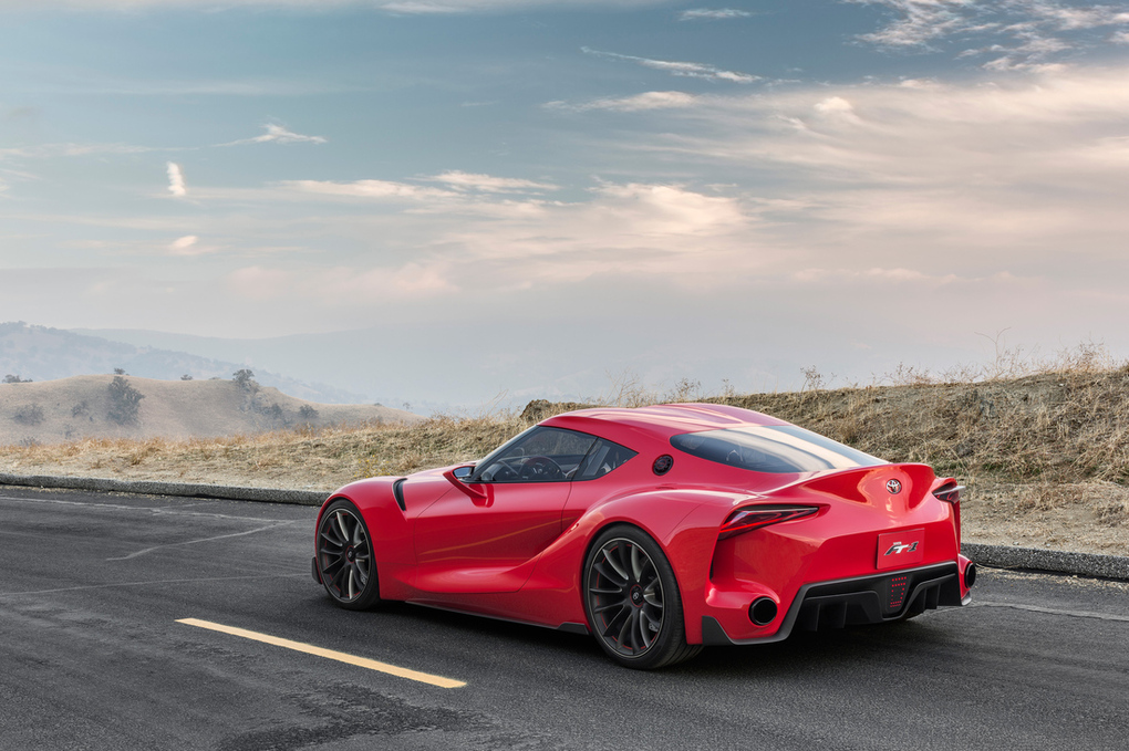 Street legal: how \'Gran Turismo\' helped Toyota design its new ...