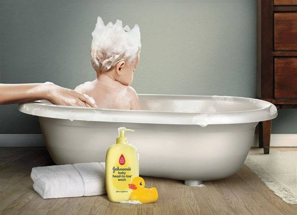 Johnson & Johnson has removed formaldehyde from its baby shampoo