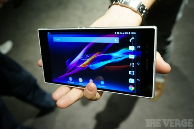 Sony's Wi-Fi-only Xperia Z