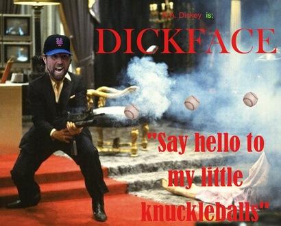 Dickface