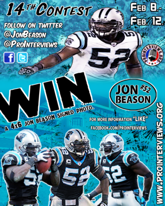 Prointerviews-jon_beason-car-signed-photo-contest