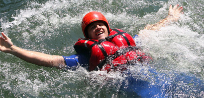 Newcastle-united-s-ryan-taylor-during-the-team-s-outing-to-a-white-water-rafting-centre-989840521