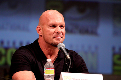 Stone Cold Steve Austin starts a podcast - Cageside Seats