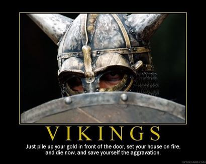 Vikings-demotivate