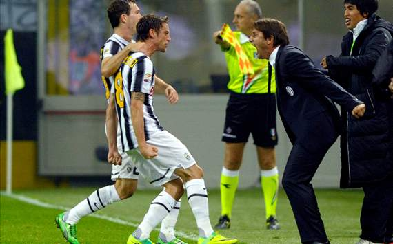 I love Conte's enthusiasm but please, for the love of God, don't die...