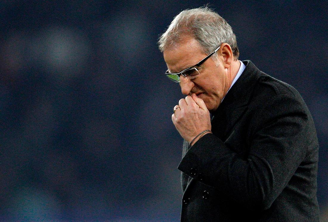 Delneri was too busy trying to figure out how to fix the team...