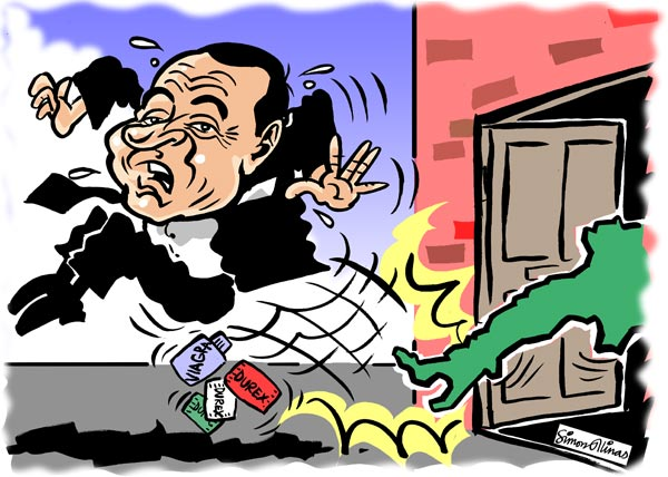 Berlusconiout