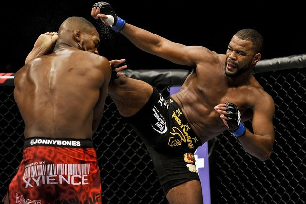 UFC 145 results: Jon Jones vs Rashad Evans event photos gallery ...