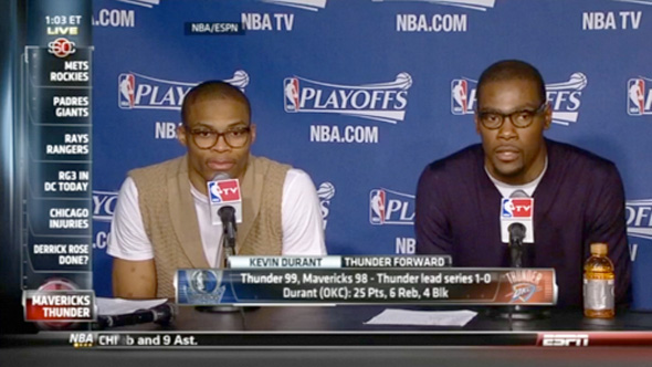 Kevin Durant Hipster The NBA has a Dr...