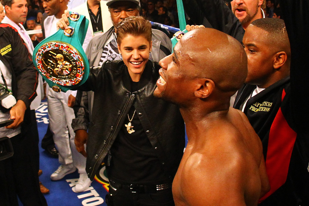Mayweather vs Cotto: Miguel Cotto Confirms Greatness in Loss to ...