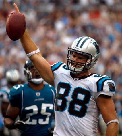 Best TE in the NFL Greg-olsen