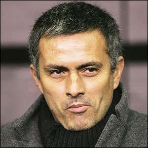 Mourinho smug