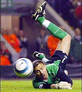 Dudek, oops