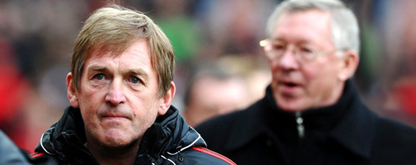 Kenny Dalglish Alex Ferguson title 19