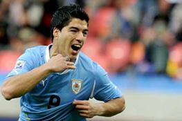 luis suarez liverpool uruguay copa america