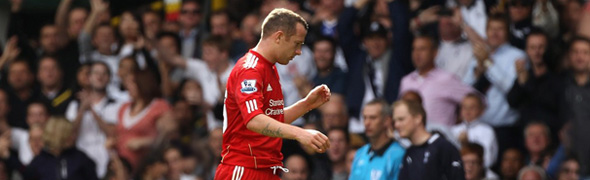 charlie adam red card walk