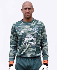 everton army kit howard