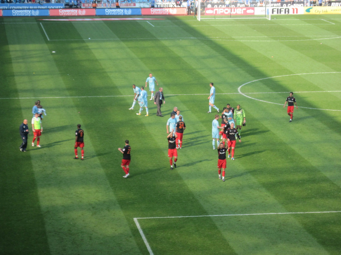 match review coventry city 0 0 reading fc the tilehurst end. Black Bedroom Furniture Sets. Home Design Ideas