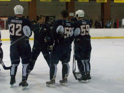Nashville Predators Prospects Cody Franson, Jeffrey Foss, and Roman Josi
