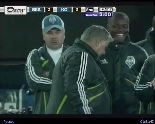 zakuani playoff joy