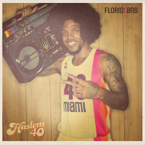 Udonis Haslem Miami Floridians