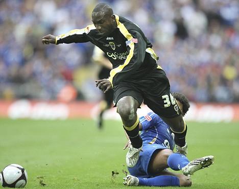 Britain Soccer Hasselbaink Retires