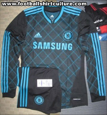 chelsea away