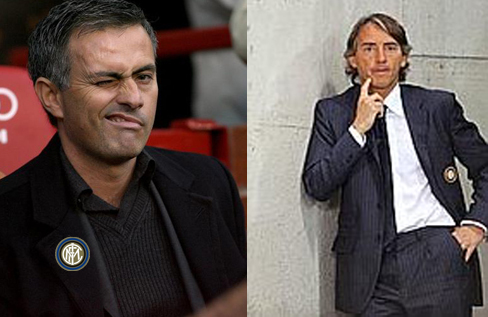 Jose in, Mancini out