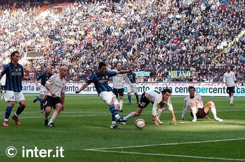 Jimi scores against Palermo